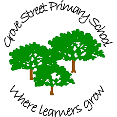 Grove Street Primary School Logo